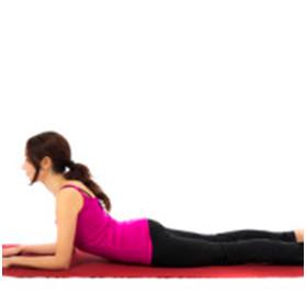 floor stretches bulging disc
