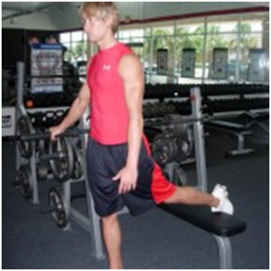 stretches for bulging disc