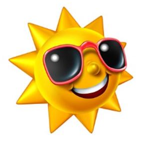 skin damage from sun