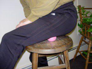 treat tight hamstrings