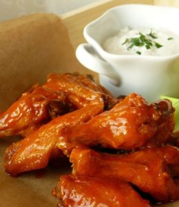 wings protein