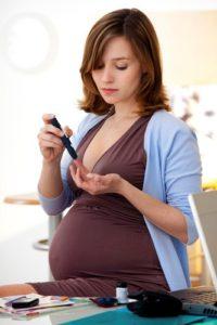 gestational diabetes causes
