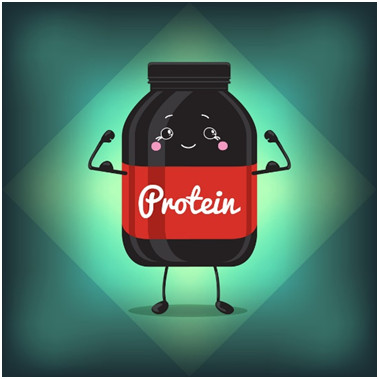 avoid sugar and consume protein to slow absorbption