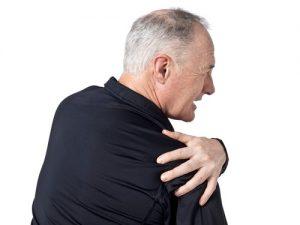 sore after massage shoulder
