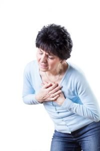 are heart attacks increasing in young women age 32-54