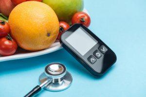 vitamin c and blood sugar glucose meter