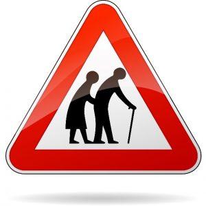 older adults sign