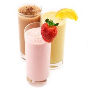 supplement shake