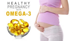 omega-3s during pregnancy is healthy