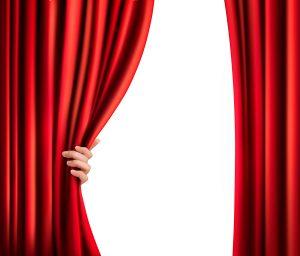 Peek Behind The Curtain
