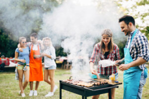Barbecue Gathering